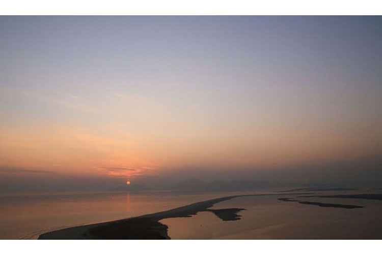 Busan's finest sunsets at Amisan Mountain Observatory Park