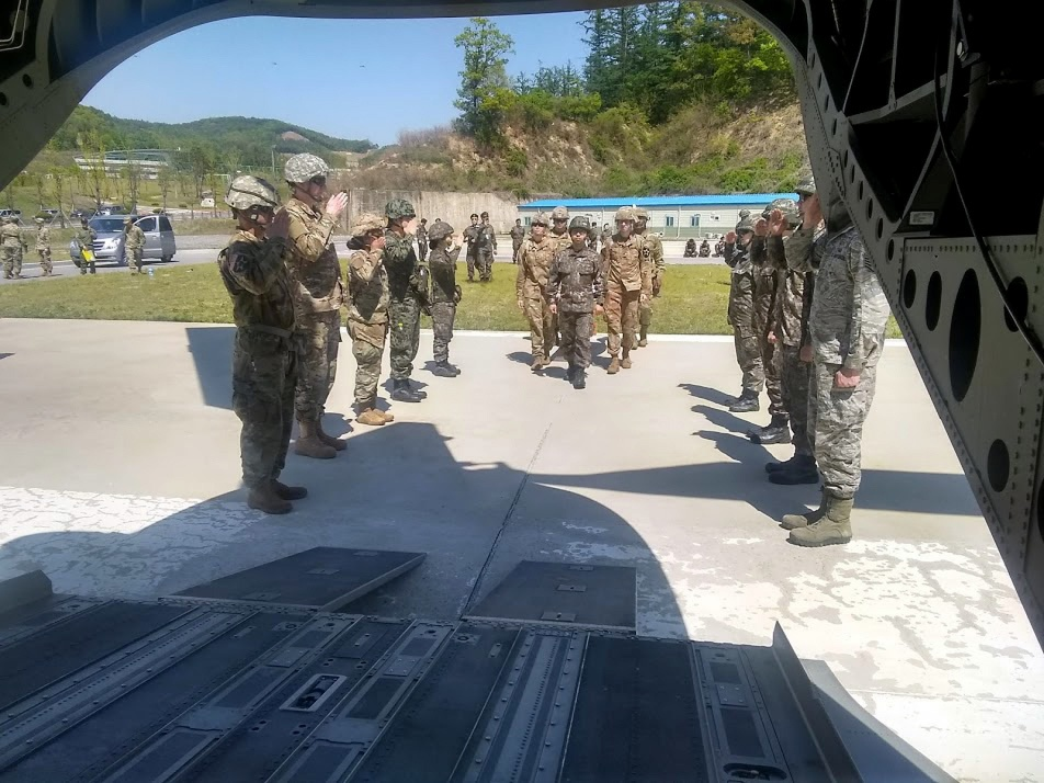 Religious Support Readiness Training comes to the Republic of Korea