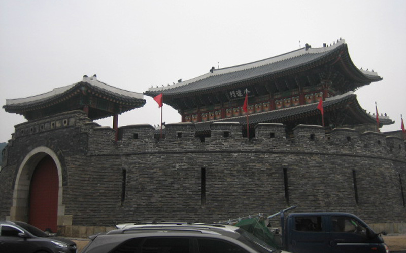 My Paradise: Walled city of Suwon, South Korea