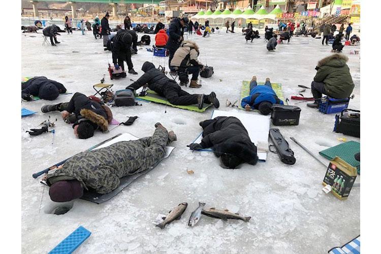 Image: Changpyeong Snowflake Festival website