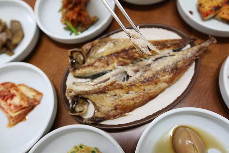 Saengseon gui (Photo credits: Korea Tourism Organization)