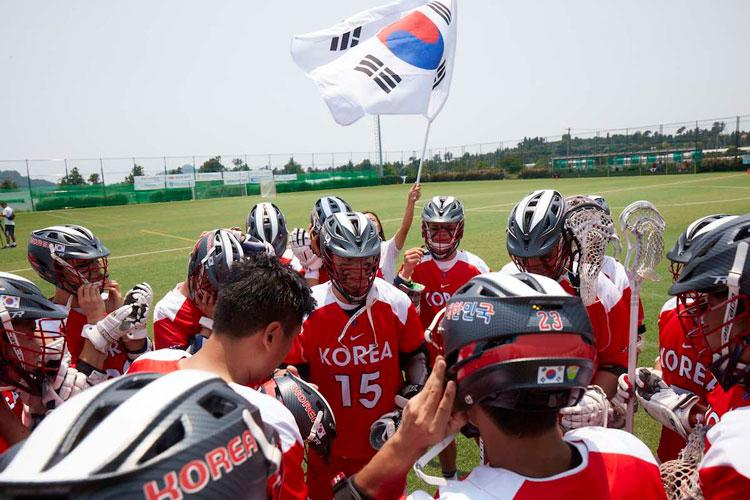Image: Korean Lacrosse Association