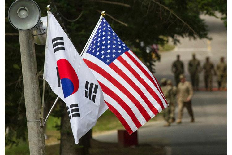 Police say a South Korean man died Tuesday, Aug. 6, 2019, while working at Camp Carroll, South Korea. (KEN SCAR/U.S. ARMY)