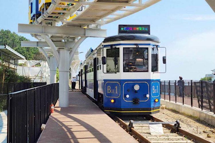 Image: Haeundae Blue 1/Haeundae Blue Line Park