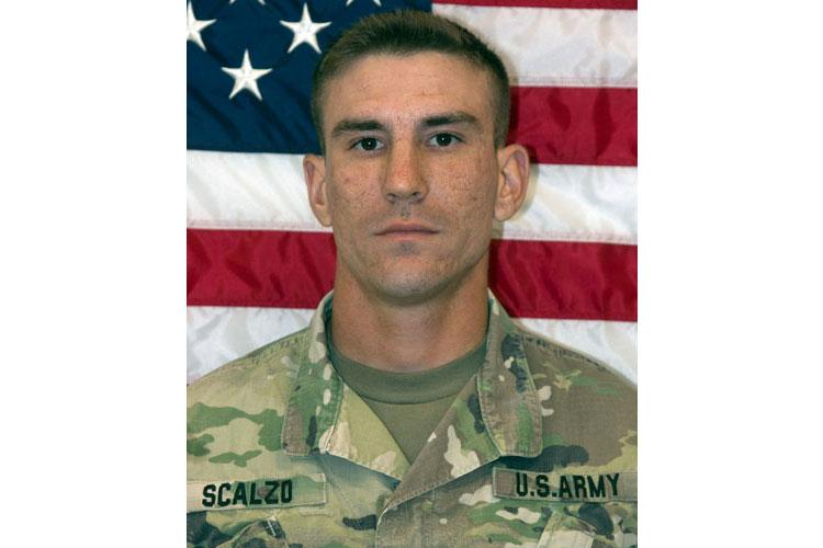 Staff Sgt. Nicholas M. Scalzo, 28, an artilleryman from Selma, Ore., was found dead in his barracks at Camp Hovey, South Korea, Monday, Oct. 21, 2019. (U.S. ARMY)