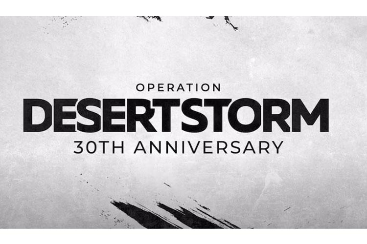Today, 30 years after combat ended on Feb. 28, 1991, Desert Storm's influence on the United States military, and especially the Air Force and Space Force, remain substantial and entrenched. The U.S. and its allies flew more than 116,000 combat air sorties and dropped 88,500 tons of bombs over a six-week period that preceded the ground campaign. (U.S. Air Force courtesy graphic)