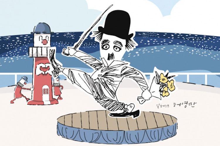 Image: Busan International Comedy Festival