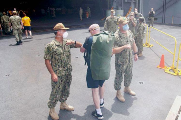U.S. Navy photo by Mass Communication Specialist 3rd Class Dartanon D. Delagarza/Released