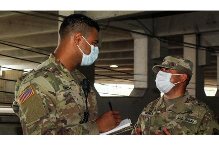 Face-to-face communication is often the most effect way to get out your message, and dispel rumors (Photo by Army Sgt. Spencer Rhodes)