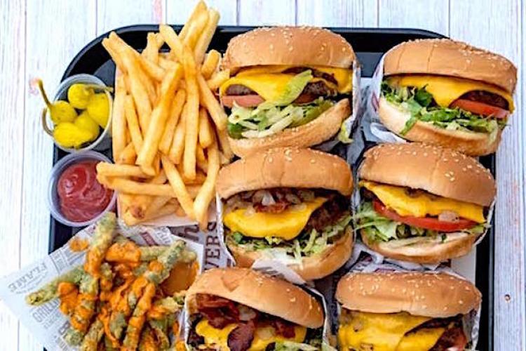 Image: Habit Burger Grill