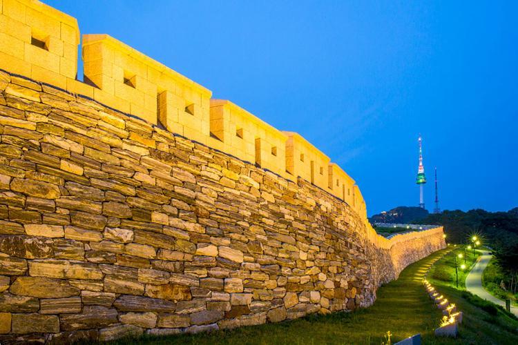 Hanyangdoseong, Seoul City Wall