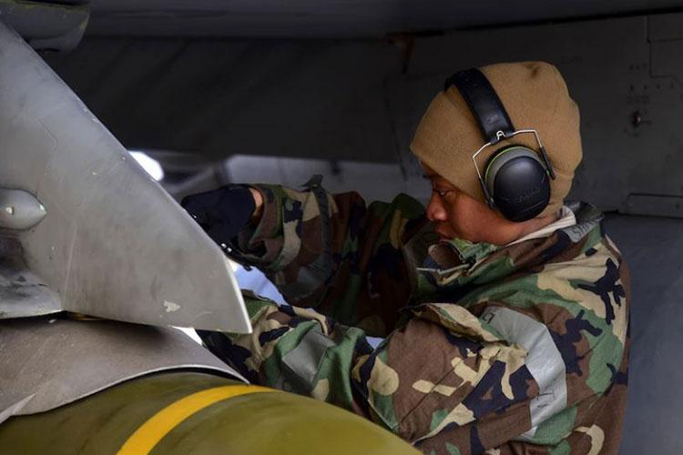 U.S. Air Force photo by Tech. Sgt. Kristin S. High