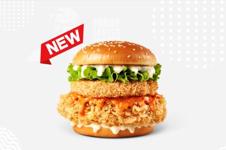 Image: KFC Korea website screenshot