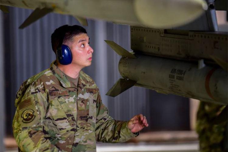 U.S. Air Force photo by Senior Airman Jessica Blair