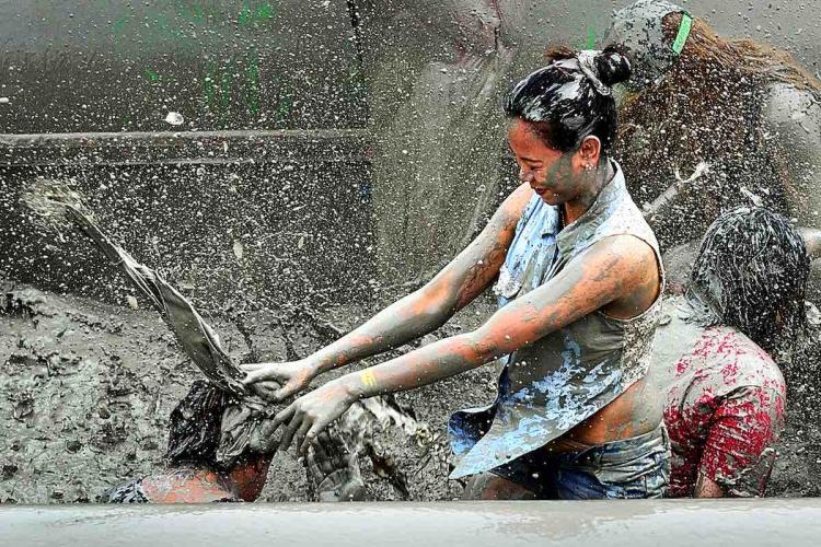 Image courtesy of Boryeong Mud Festival