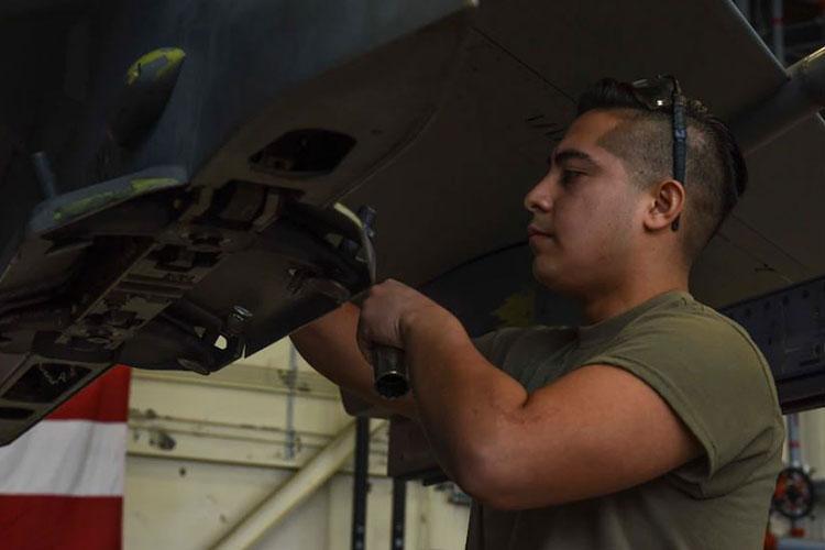U.S. Air Force photo by Staff Sgt. Jordan Garner