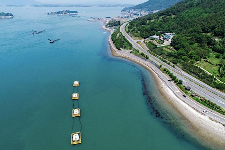 Image: Sacheon Coastal Road/Sacheon City