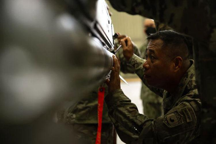 U.S. Air Force photo by Senior Airman Kevyn Allen