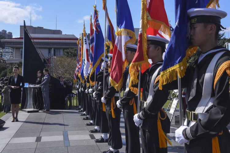 Image: USFK/U.S. Navy photo by Petty Officer 2nd Class Jermaine M. Ralliford