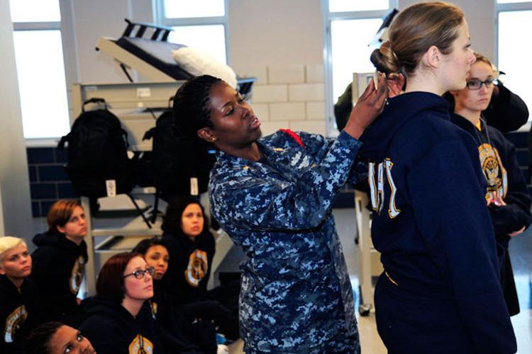 Rtc And Otc Begins Female Haircut Pilot Program Stripes Korea