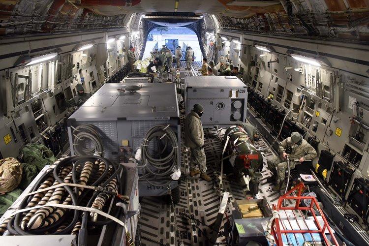 U.S. Air Force photo by Staff Sgt. Joshua Edwards
