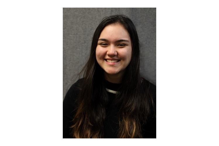 Sarah Young, senior at Humphreys High School