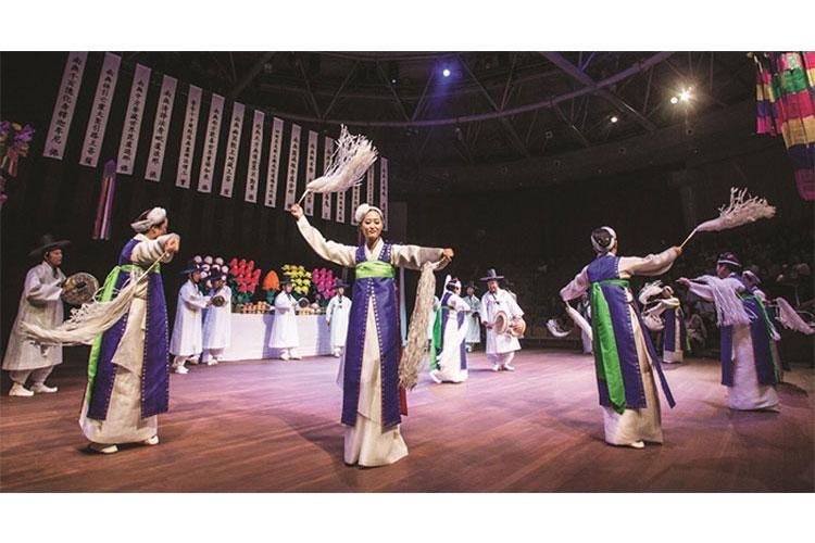 Image: Busan National Gugak Center