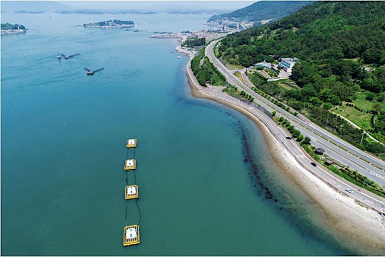 Image: Sacheon Coastal Road/Sacheon City