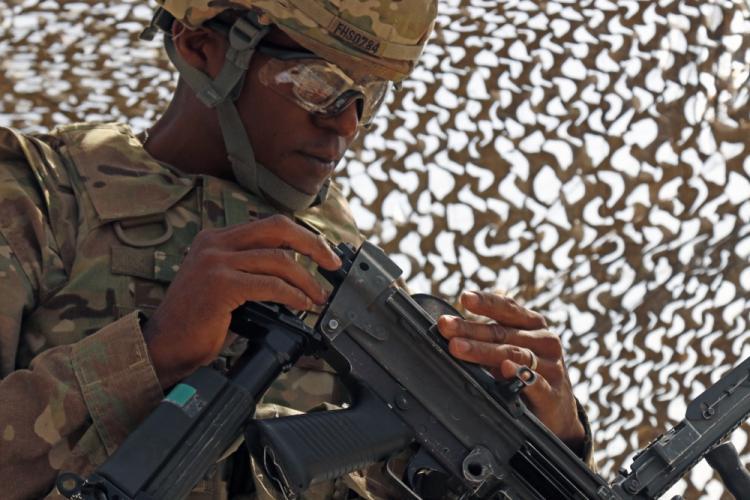 U.S. Army photo by Pvt. Kaden D. Pitt, 20th Public Affairs Detachment
