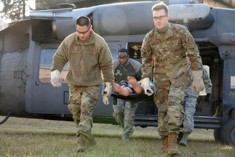 U.S. Air Force photo by Tech Sgt. Matt Davis