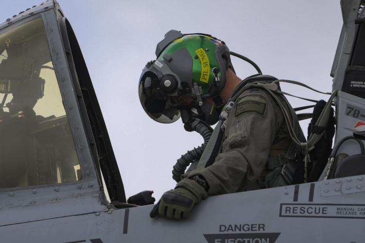 U.S. Air Force photo by Staff Sgt. Greg Nash