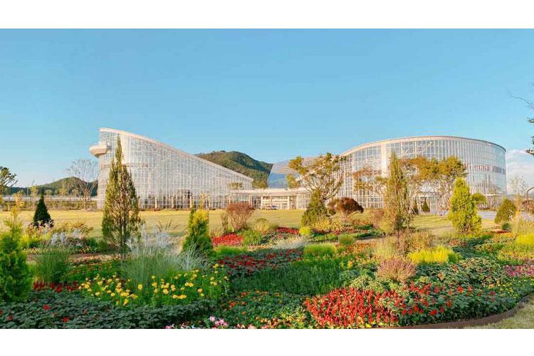 Image: Sejong National Arboretum