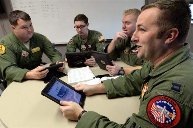 U.S. Air Force photo by Delanie Stafford