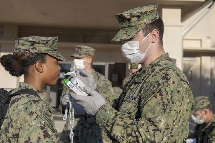 U.S. Navy photo by Mass Communication Specialist 2nd Class Devin Bowser/Released