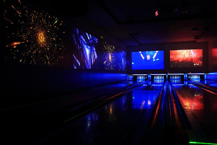 Rock bowling alley, B'avenue