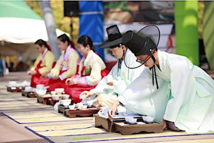 Image: Boseong Tea Festival