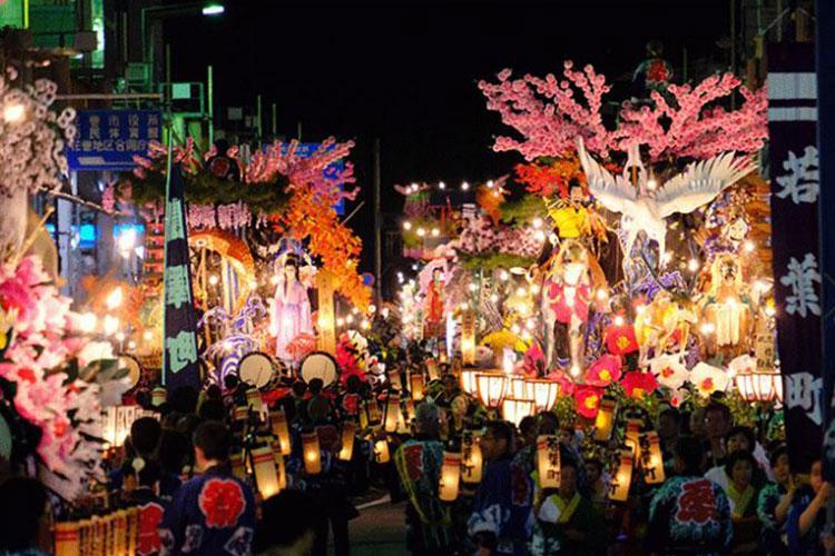 Photo courtesy of Hanamaki City