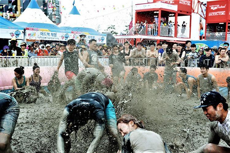 Photo courtesy of Boryeong City
