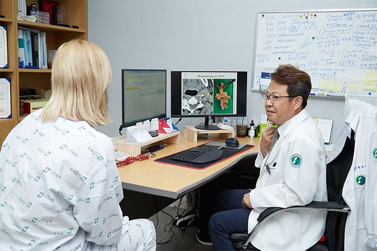Dr. Han, Yeongmin