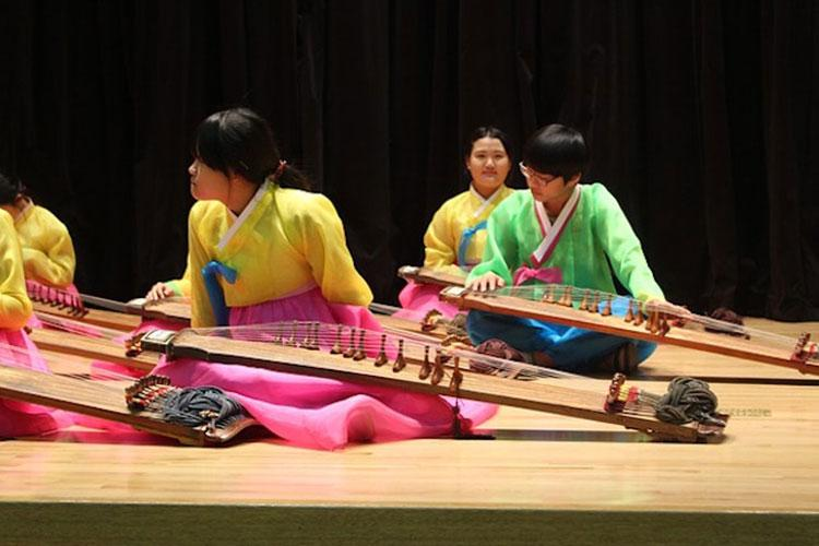 Image: National Gugak Center