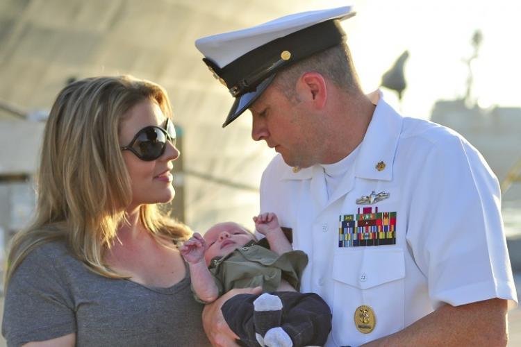 U.S. Navy photo by Ensign Britney Duesler
