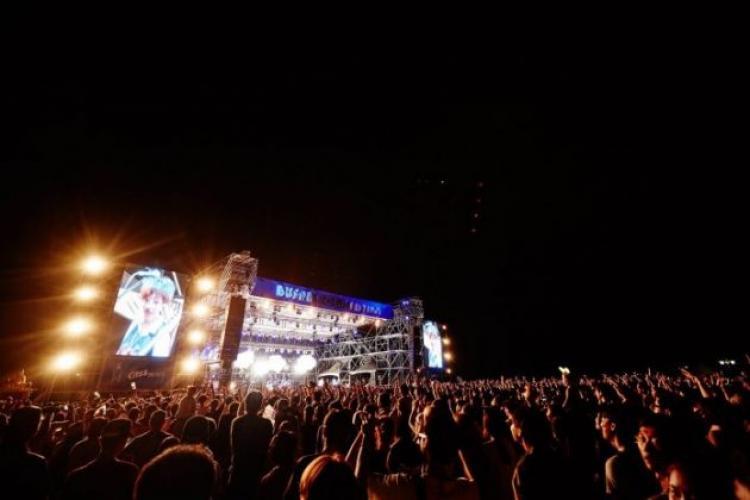 Image: Facbook/Busan International Rock Festival