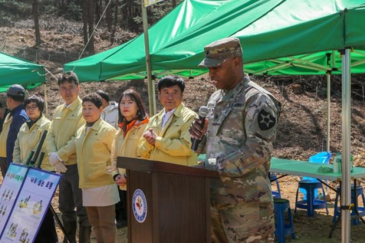 U.S. Army photo by KATUSA Cpl. Jang, Taemin