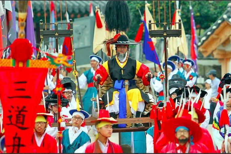 Image: Tongyeong Hansan Festival website