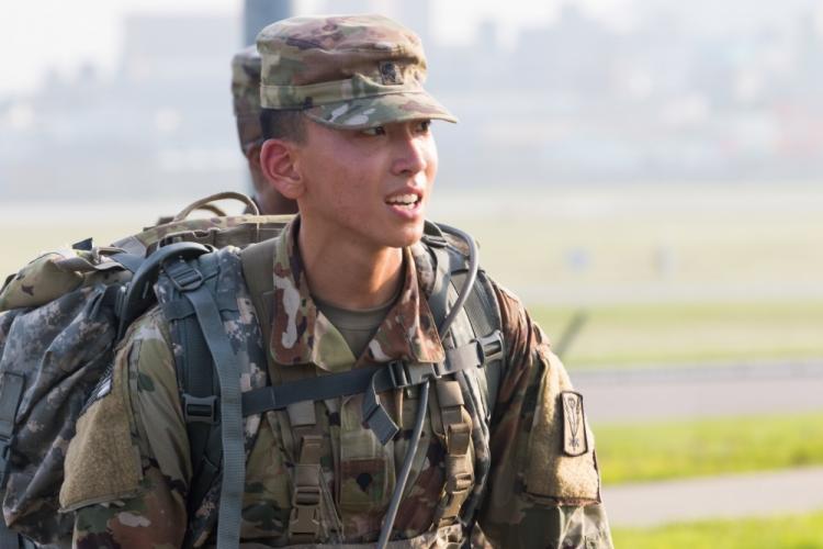 U.S. Army photo by PFC Dong Hyun Kim
